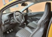 Opel Corsa GSI, chispa 102