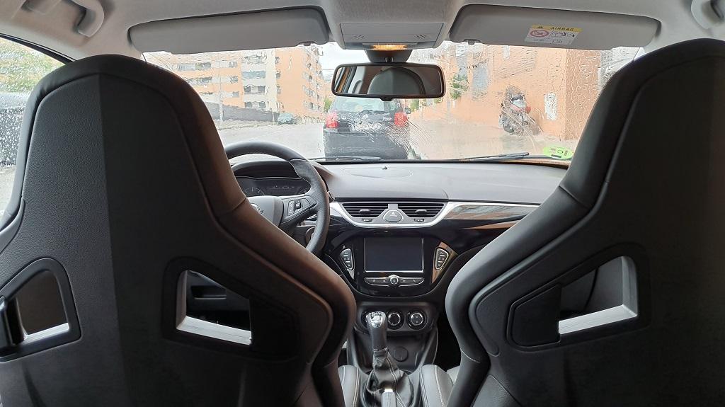 Opel Corsa GSI, chispa 38