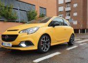 Opel Corsa GSI, chispa 78