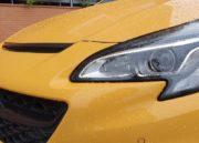 Opel Corsa GSI, chispa 74