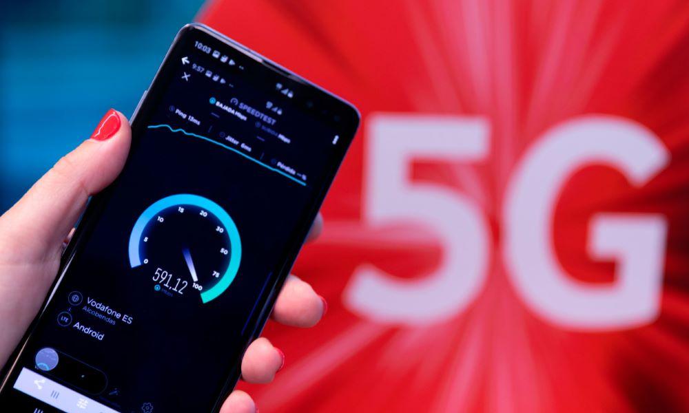 5g Vodafone España