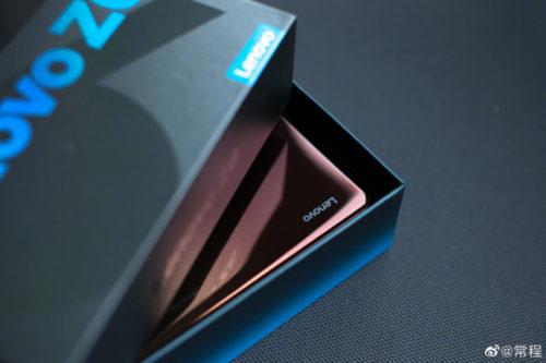 Lenovo Z6 Teaser