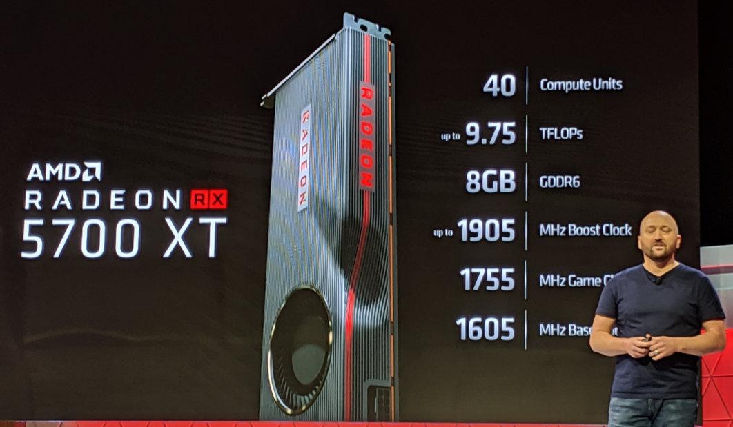 AMD gana terreno con el lanzamiento de Ryzen 3000 y Radeon RX 5700 38