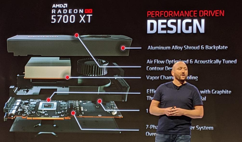 AMD en E3 2019: Ryzen 9 de 16 núcleos y GPUs Radeon RX 5700 42