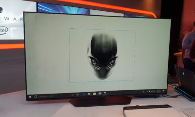 Alienware 55 Monitor Gaming OLED