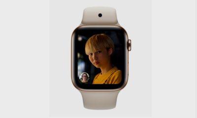 Apple patenta correas flexibles con cámara para el Apple Watch 44