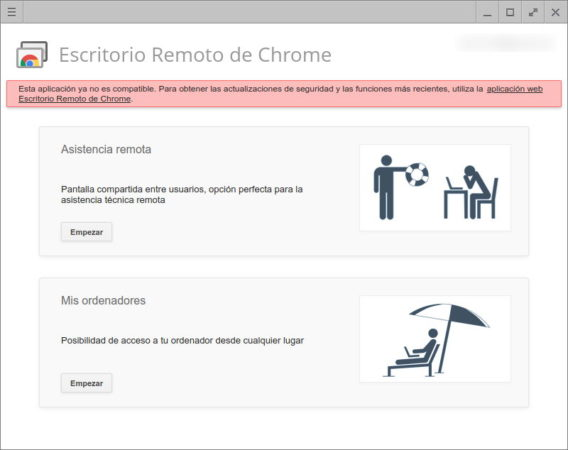 Chrome Remote Desktop facilita el acceso remoto entre PCs 35