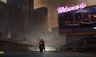 Cyberpunk 2077 se suma a lista de juegos con soporte de trazado de rayos de NVIDIA 101
