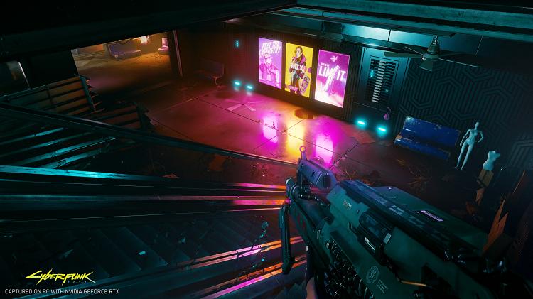 Cyberpunk 2077 se suma a lista de juegos con soporte de trazado de rayos de NVIDIA 38