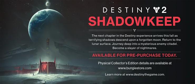 Destiny 2 será gratuito y nos llevará a la Luna en su próxima expansión 32