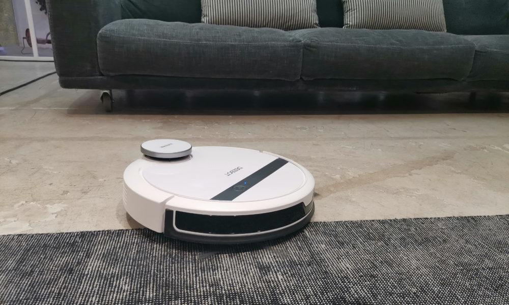 EVOVACS Robot Aspirador Inteligencia Artificial
