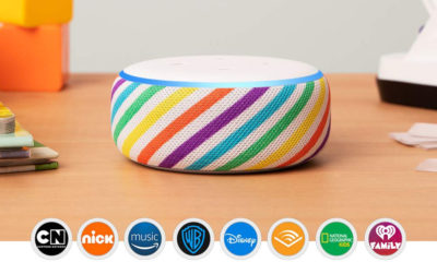 Echo Dot para niños
