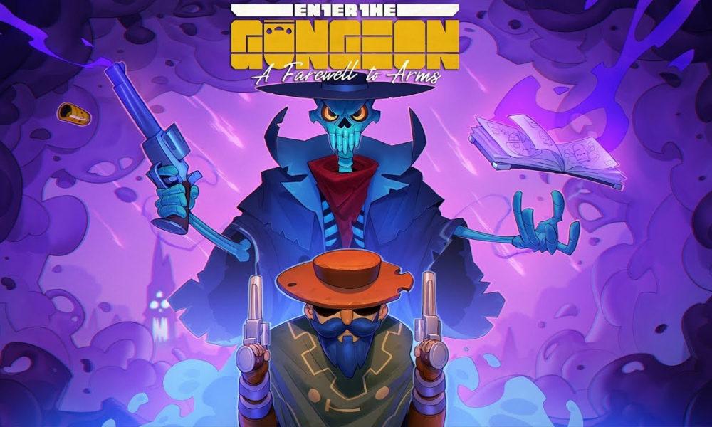 Enter the Gungeon Gratis Epic Games Store