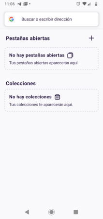 Firefox Preview (nuevo Firefox para Android)