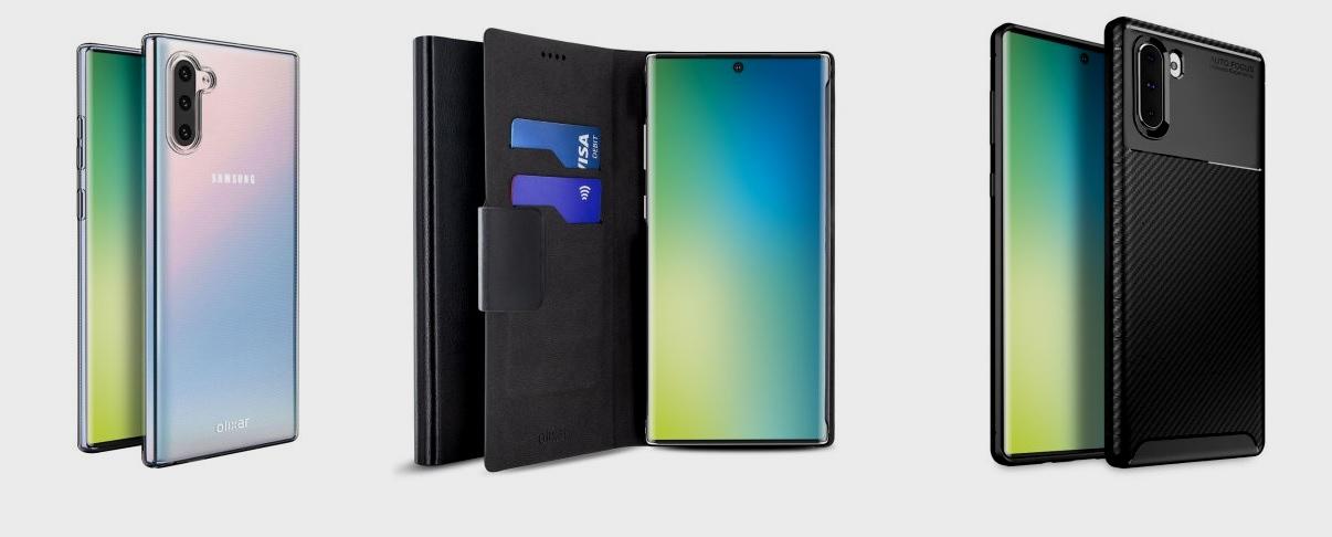 Olixar confirma los Galaxy Note 10 y Galaxy Note 10 Pro 32