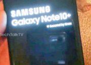 Primeras imágenes reales del Galaxy Note 10+ 33