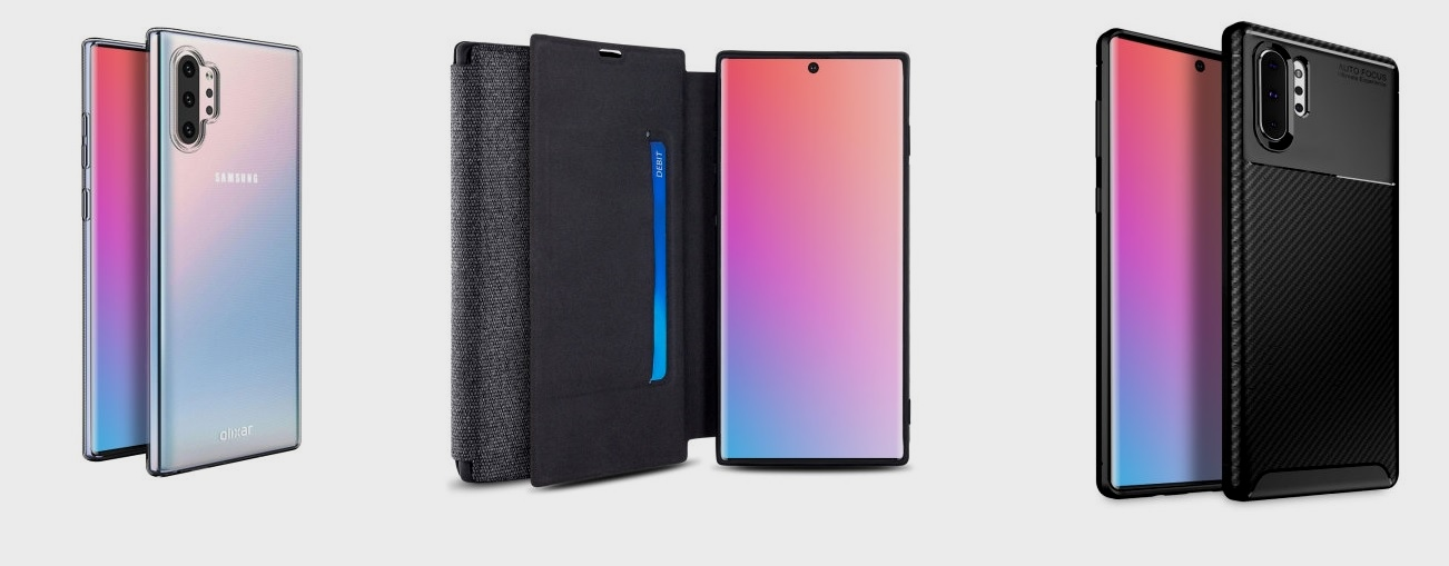 Olixar confirma los Galaxy Note 10 y Galaxy Note 10 Pro 34