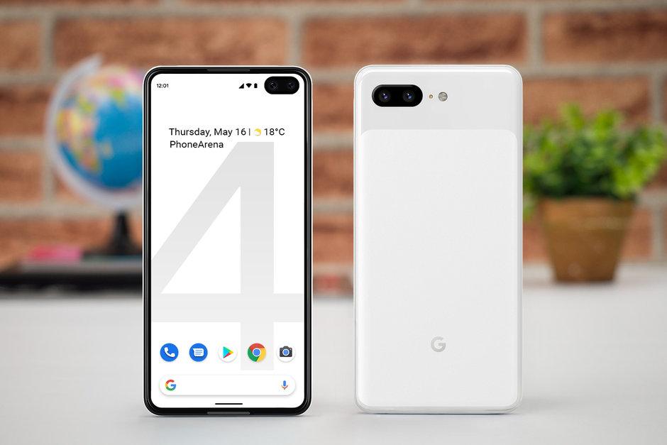El diseño del Google Pixel 4 ha cambiado para acercarse al iPhone XI 31