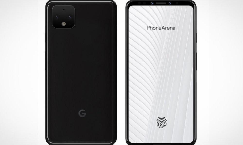 El diseño del Google Pixel 4 ha cambiado para acercarse al iPhone XI 29