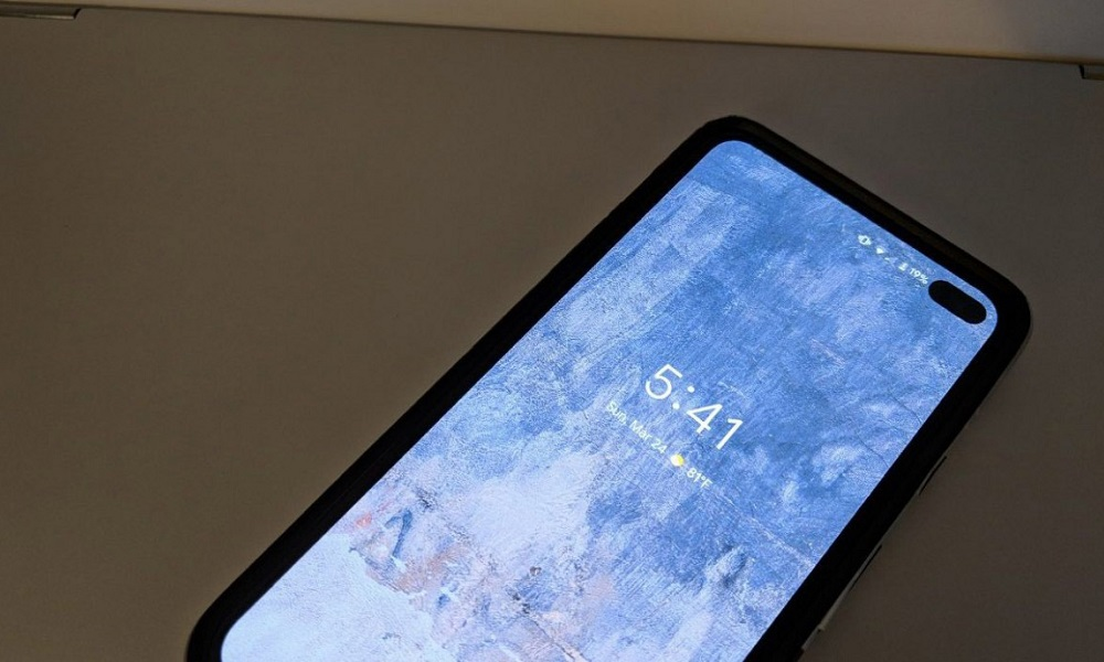 El Google Pixel 4 aparece en varias imágenes reales 32