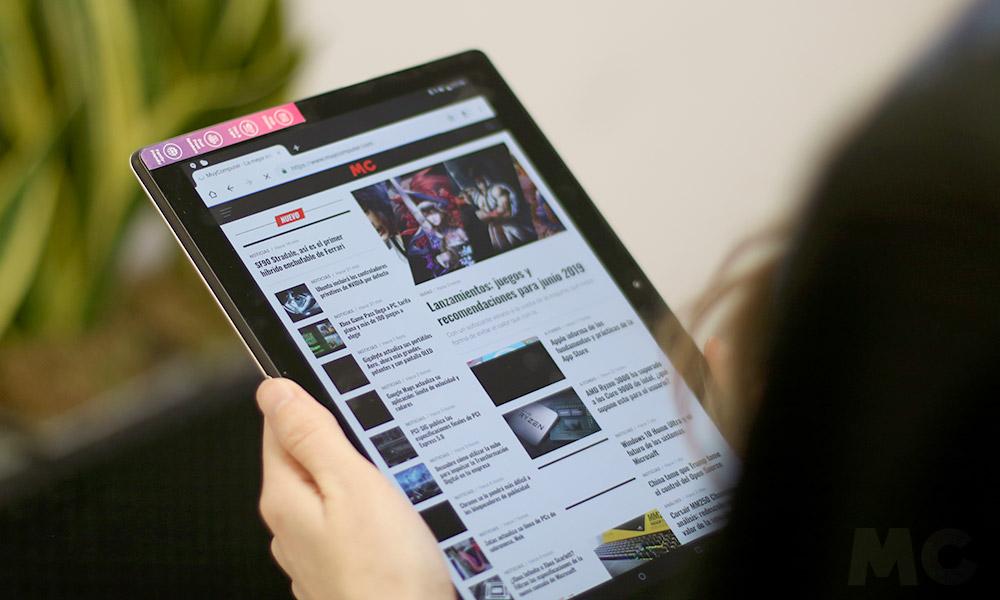 Lenovo Smart Tab M10: Tableta y pantalla inteligente con Alexa 44