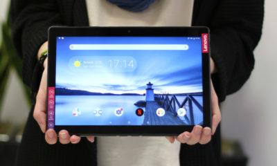 Lenovo Smart Tab M10: Tableta y pantalla inteligente con Alexa 56