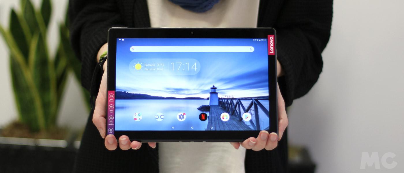 Lenovo Smart Tab M10: Tableta y pantalla inteligente con Alexa 34