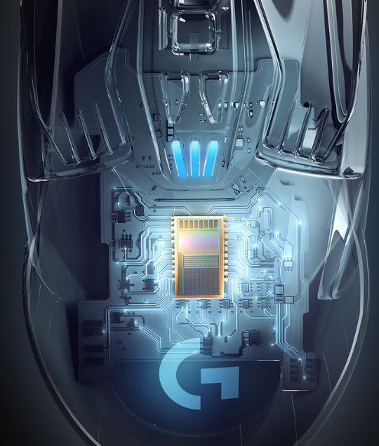 Logitech G actualiza tres ratones para juegos con sensores de alta precisión 33