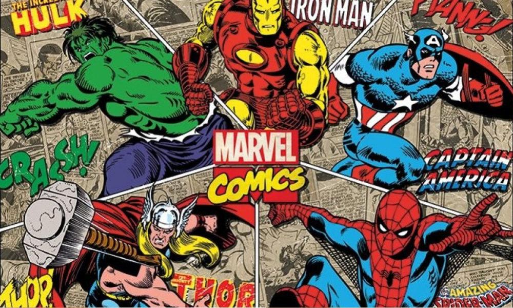 Marvel comics audiolibro