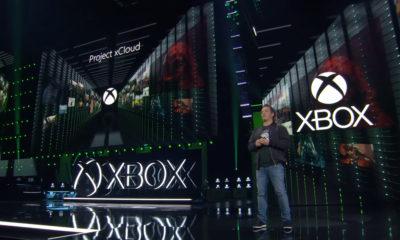 Microsoft Project xCloud Xbox E3 2019