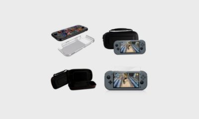 Primeras imágenes de Nintendo Switch Mini, así puede ser lo nuevo de la gran N 31