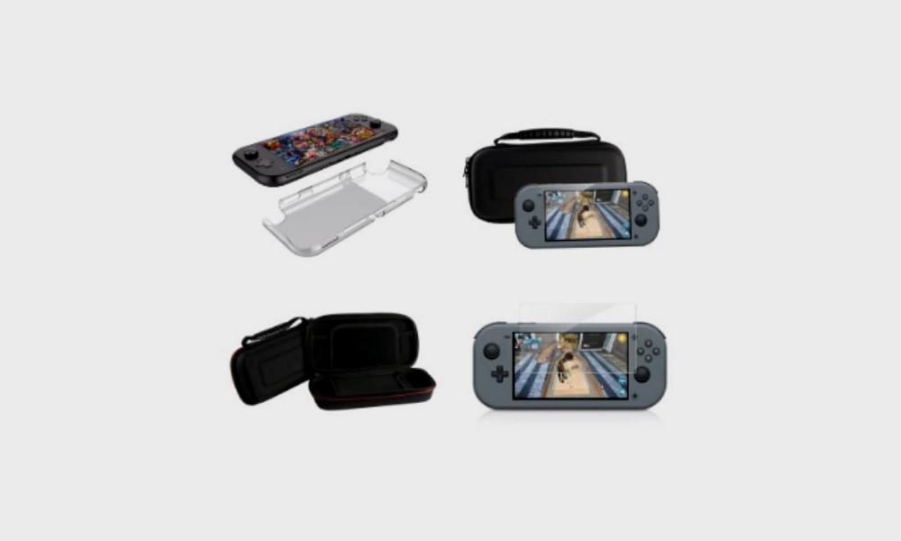 Primeras imágenes de Nintendo Switch Mini, así puede ser lo nuevo de la gran N 28
