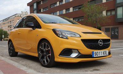 Opel Corsa GSI, chispa 262