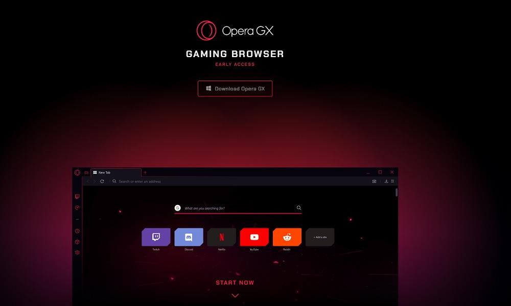 Descubre Opera GX, un navegador diseñado para jugadores 29