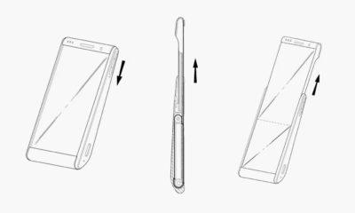 Patente Samsung Pantalla Enrollable