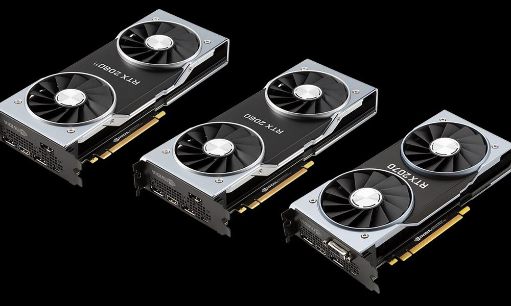 NVIDIA lanzará RTX 2060, RTX 2070 y RTX 2080 mejoradas y más económicas 30