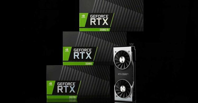 Especificaciones de las RTX 2060 Super, RTX 2070 Super y RTX 2080 Super 34