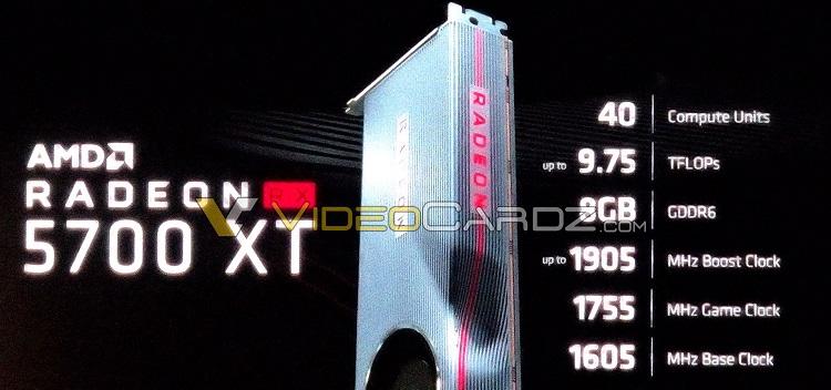 Especificaciones y rendimiento de la Radeon RX Navi 5700XT: supera a la RTX 2070 de NVIDIA 32