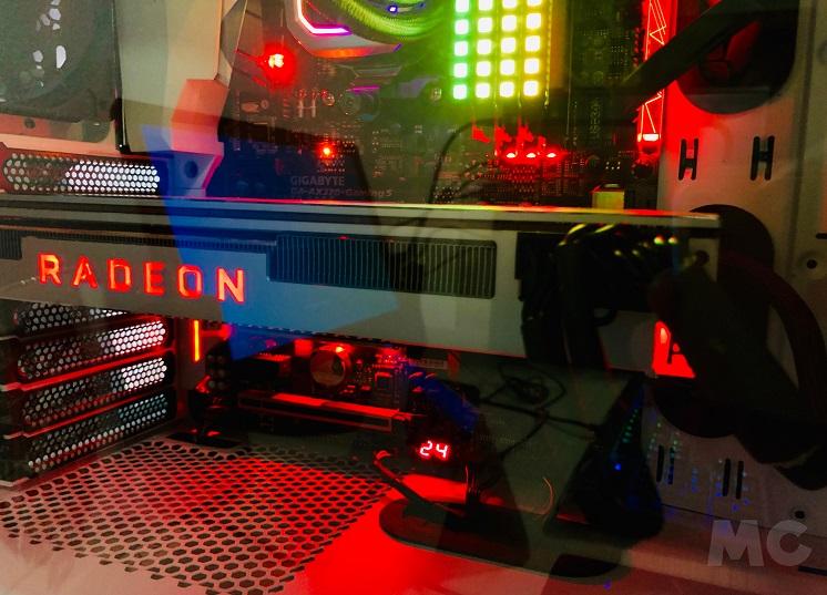 Radeon VII, análisis: la arquitectura GCN nos dice adiós a lo grande 68