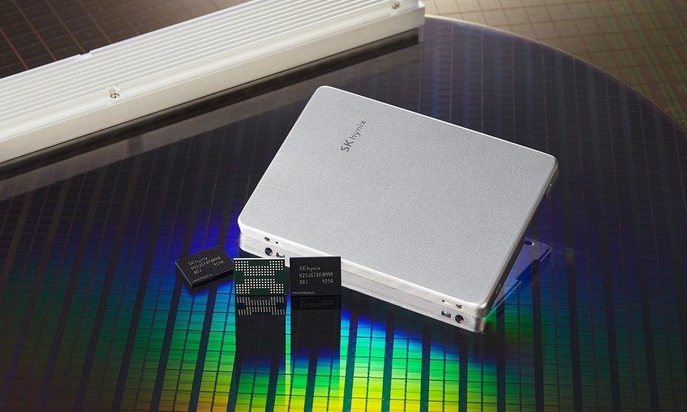 SK Hynix comienza la producción de memoria NAND 4D de 128 capas 30
