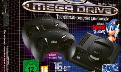 Sega Mega Drive Mini: Listado completo de juegos 52