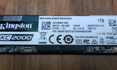 SSD Kingston KC2000
