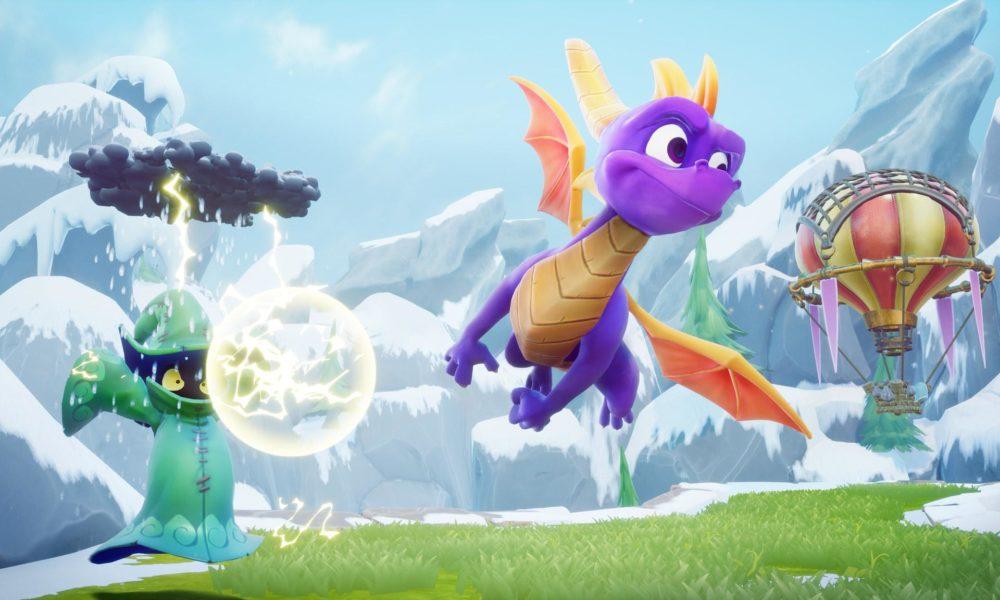 Spyro Reignited Trilogy llegará a PC en septiembre, vemos sus requisitos
