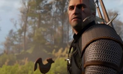The Witcher III en Nintendo Switch frente a la versión de PS4 39
