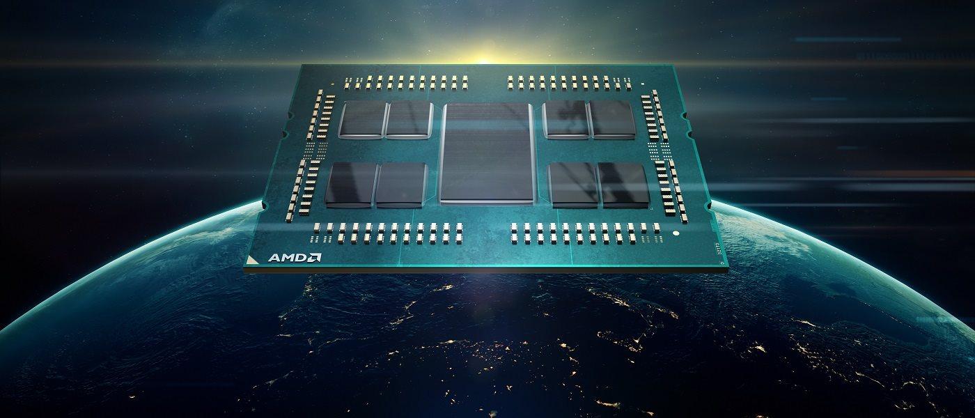 AMD prepara Threadripper con 64 núcleos y 128 hilos y APUs Zen 2 en 7 nm 28