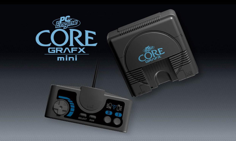 TurboGrafx-16 Mini Konami PC Engine Core Grafx Mini