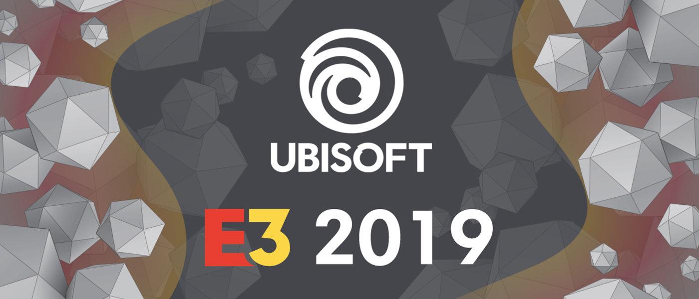 Ubisoft en E3 2019
