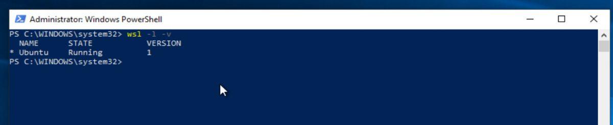Cómo probar el Windows Subsystem for Linux 2 en Windows 10 31