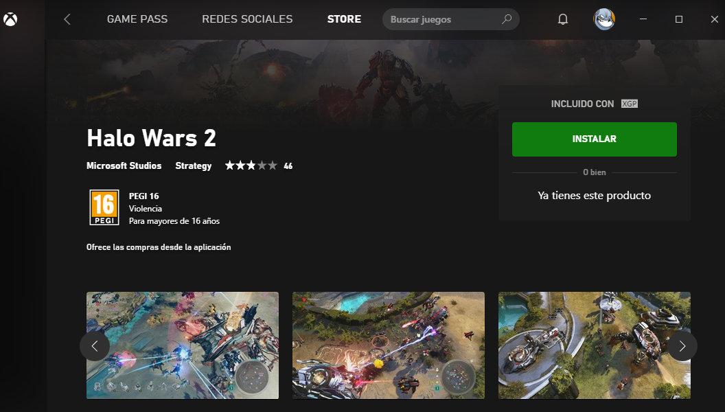 Cómo probar Xbox Game Pass para PC y jugar un mes por 1 euro