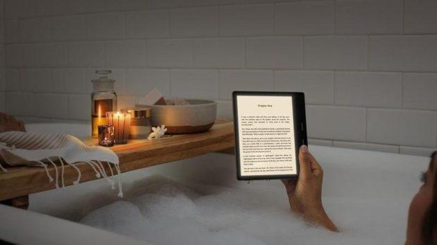 Amazon renueva el Kindle Oasis con una pantalla que protege tu vista 33
